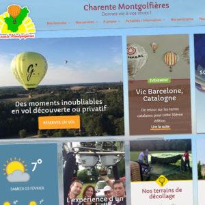 Charente Montgolfières
