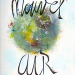 Certains ateliers peintures intuitives sont présentés par l'association Nouvel'Air de Dissay.