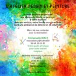 Emmanuelle Bercy propose des ateliers pour enfants et adultes