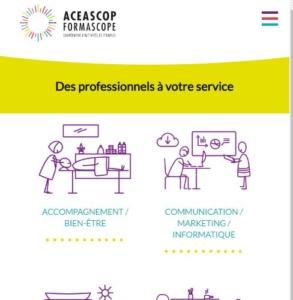 Aceascop – un annuaire plus visible
