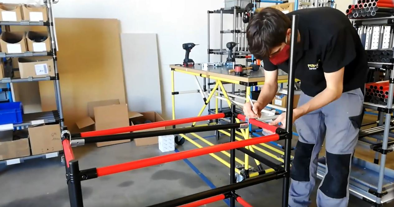 Atelier de montage Perform Industrie